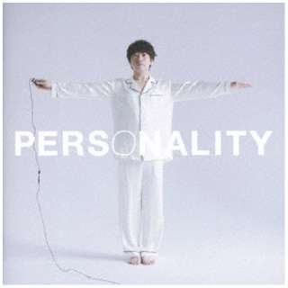 高橋優/ PERSONALITY 期間生産限定盤B 【CD】