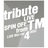 宇都宮隆/木根尚登/ tribute LIVE SPIN OFF from TM LIVE Blu-ray 4DISC 【ブルーレイ】