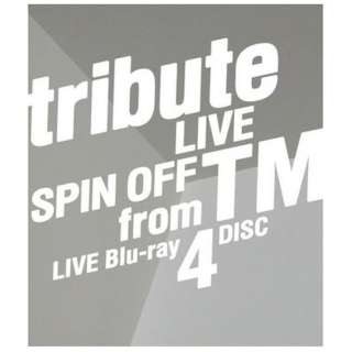 宇都宮隆/木根尚登/ tribute LIVE SPIN OFF from TM LIVE Blu-ray 4DISC 【ブルーレイ】