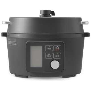 電気圧力鍋(4.0L) ブラック KPC-MA4-B