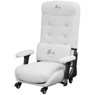 BC-GX-350-WH ゲーミングソファ座椅子 [W660xD730~1320xH270~920mm] ホワイト