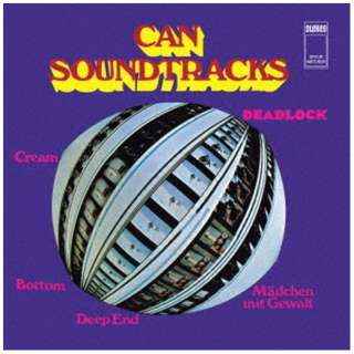 CAN/ Soundtracks 【CD】