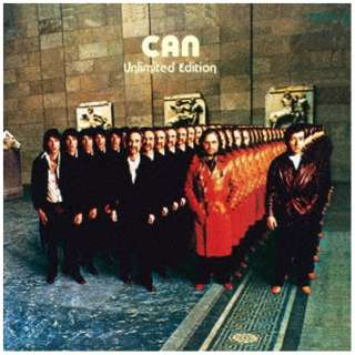 CAN/ Unlimited Edition 【CD】