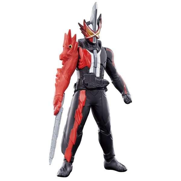 ライダーヒーローシリーズ 01 仮面ライダーセイバー ブレイブドラゴン
