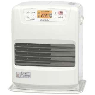 石油ファンヒーター Dainichi ウォームホワイト FW-3220NE-W [木造9畳まで /コンクリート12畳まで /対流式]