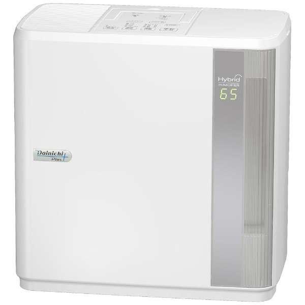 加湿器 HD SERIES ホワイト HD-7020-W [ハイブリッド(加熱+気化)式]