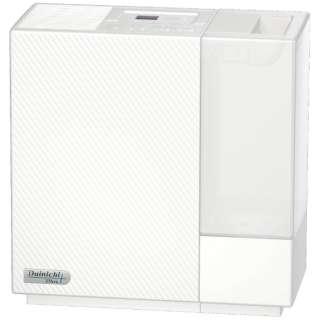 ハイブリッド式加湿器 Dainichi Plus クリスタルホワイト HD-RX320-W [ハイブリッド(加熱+気化)式]