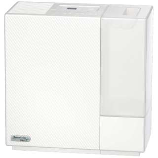 ハイブリッド式加湿器 Dainichi Plus クリスタルホワイト HD-RX520-W [ハイブリッド(加熱+気化)式]