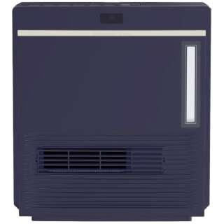 加湿機能付き電気セラミックファンヒーター Dainichi Plus ブルー EFH-1200F-A