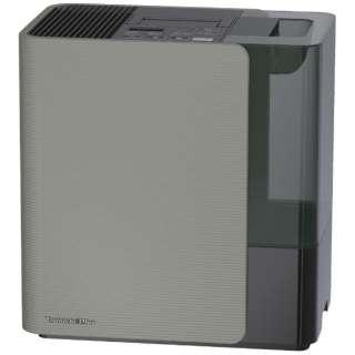 ハイブリッド式加湿器 Dainichi Plus モスグレー HD-LX1020-H [ハイブリッド(加熱+気化)式]