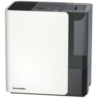 ハイブリッド式加湿器 Dainichi Plus サンドホワイト HD-LX1220-W [ハイブリッド(加熱+気化)式]