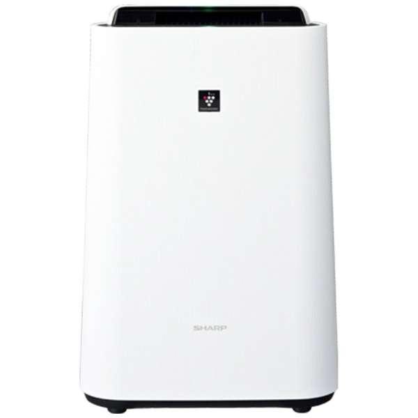 加湿空気清浄機 ホワイト系 KC-N50-W [適用畳数:23畳 /最大適用畳数(加湿):14畳 /PM2.5対応]