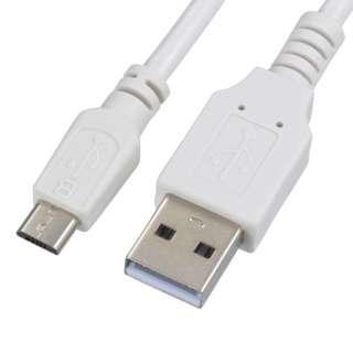 USBケーブル USB-マイクロB 1m SMT-L1UMB2