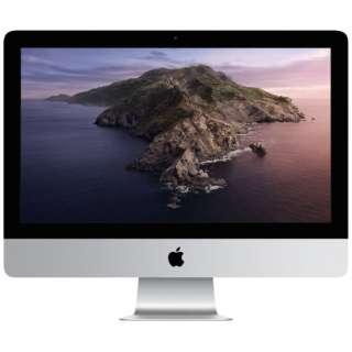 iMac 21.5インチモデル [2020年 / SSD 256GB / メモリ 8GB / 2.3GHzデュアルコアIntel Core i5 ] MHK03J/A