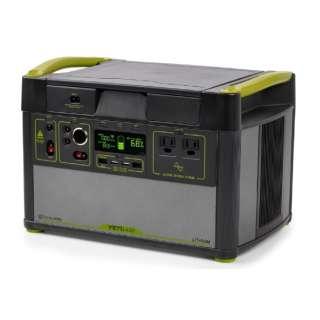 Yeti Lithium 1400 WiFi (120V) Power Station 38300