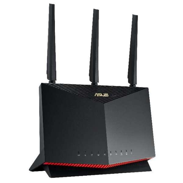 ゲーミングWi-Fiルーター RT-AX86U [Wi-Fi 6(ax)/ac/n/a/g/b]