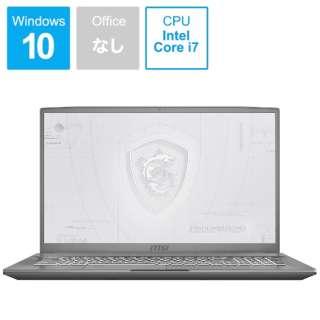 WF75-10TJ-296JP ゲーミングノートパソコン WF75 10TJ [17.3型 /intel Core i7 /SSD:512GB /メモリ:16GB /2020年8月モデル]