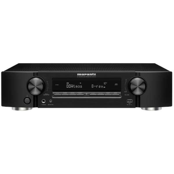 AVアンプ ブラック NR1711FB [ハイレゾ対応 /Bluetooth対応 /Wi-Fi対応 /ワイドFM対応 /5.1.2ch /DolbyAtmos対応]