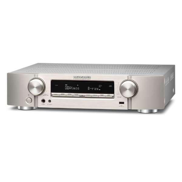 AVアンプ シルバーゴールド NR1711FN [ハイレゾ対応 /Bluetooth対応 /Wi-Fi対応 /ワイドFM対応 /5.1.2ch]