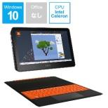 Windowsタブレット+キーボード KanoPC オレンジ 1110J-02 [11.6型 /intel Celeron /eMMC:64GB /メモリ:4GB /2020年8月モデル]