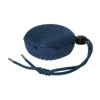 ブルートゥーススピーカー ネイビー OWL-BTSP01S-NV [Bluetooth対応]
