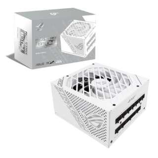 PC電源 ROG STRIX 850W WHITE EDITION [850W /ATX /Gold]