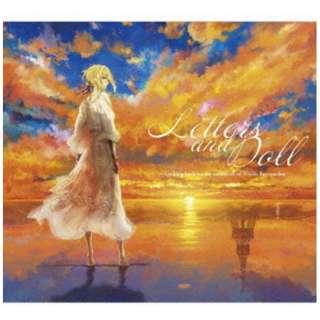 石川由依/ アニメ『ヴァイオレット・エヴァーガーデン』ボーカルアルバム:Letters and Doll ~Looking back on the memories of Violet Evergarden~ 【CD】