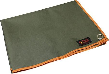 防水グランドシート(Lサイズ:200×140cm/FOREST(フォレスト)) 7OCA501
