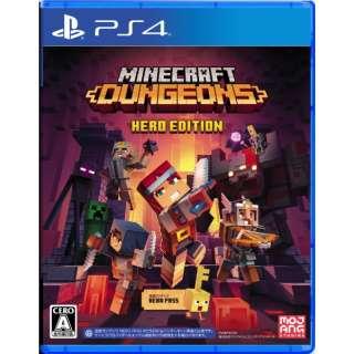 Minecraft Dungeons Hero Edition 【PS4】