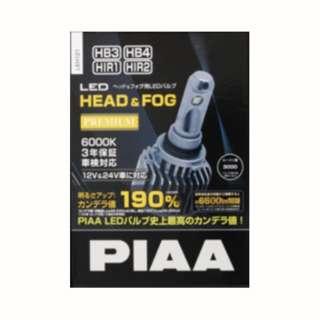 LEH121 ヘッド&フォグLED 放熱ファン タイプ HB3.4/HI