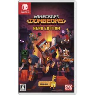 Minecraft Dungeons Hero Edition 【Switch】