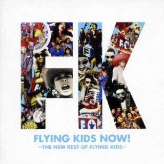 FLYING KIDS:FLYING KIDS NOW!~THE NEW BEST OF FLYI 【CD】