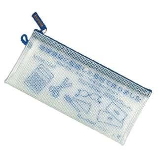 ノータム・クリアー 手形サイズ ブルー UNC-T#36