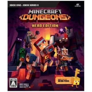Minecraft Dungeons Hero Edition 【Xbox One】