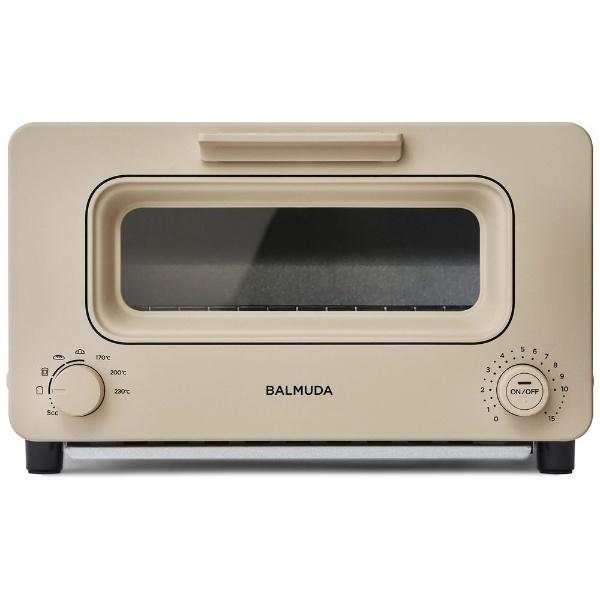 オーブントースター BALMUDA The Toaster(バルミューダ ザ トースター) ベージュ K05A-BG