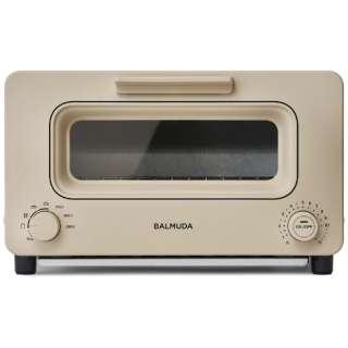K05A-BG オーブントースター バルミューダ ザ・トースター ベージュ