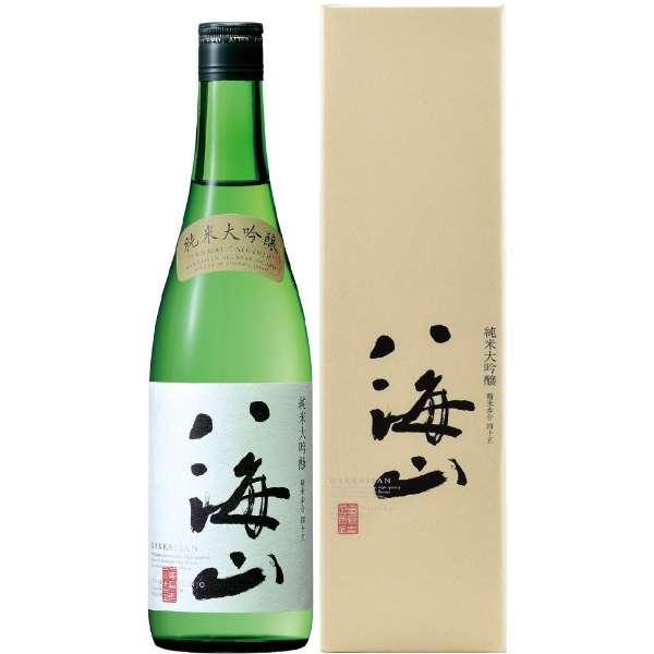 八海山 純米大吟醸 720ml【日本酒・清酒】