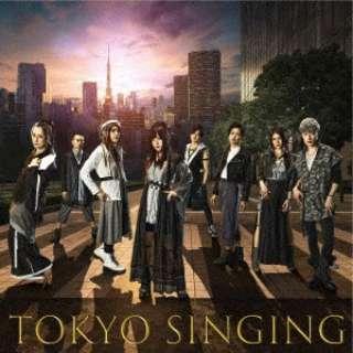 和楽器バンド/ TOKYO SINGING 初回限定映像盤(Blu-ray Disc付) 【CD】