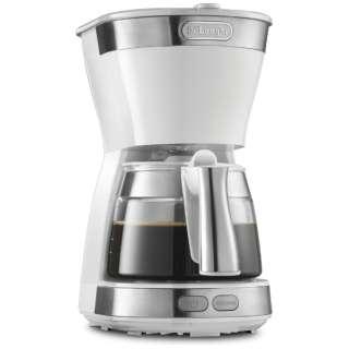 ICM12011J-W アクティブ ドリップコーヒーメーカー トゥルーホワイト