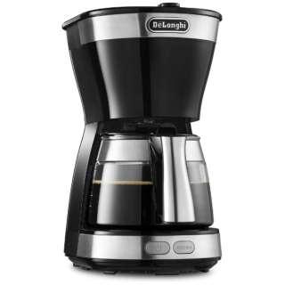 ICM12011J-BK アクティブ ドリップコーヒーメーカー インテンスブラック
