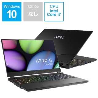 SB-8JP5130SP ゲーミングノートパソコン AERO 15 OLED [15.6型 /intel Core i7 /SSD:512GB /メモリ:16GB /2020年8月モデル]