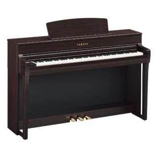 電子ピアノ CLP-745R ニューダークローズウッド調 [88鍵盤]