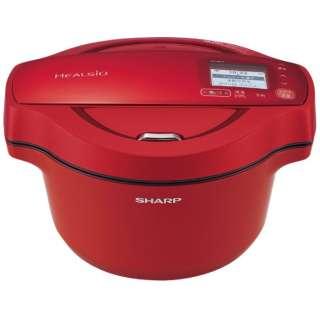 KN-HW16FR 水なし自動調理鍋 HEALSIO(ヘルシオ)ホットクック