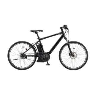 【eバイク】26型 電動アシスト自転車 RealStream リアルストリーム(T.Xクロツヤケシ/内装8段変速)RS6C41【2021年モデル】 【組立商品につき返品不可】