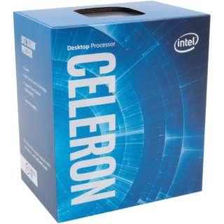 〔CPU〕 Intel Celeron プロセッサー G5905 BX80701G5905