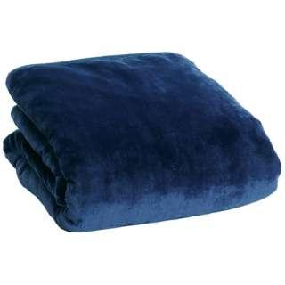 CCBR804NS 電気毛布 消臭機能デオテックス搭載モデル ネイビー [シングルサイズ /掛・敷毛布]