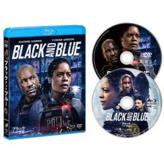 ブラック アンド ブルー ブルーレイ&DVDセット 【ブルーレイ+DVD】