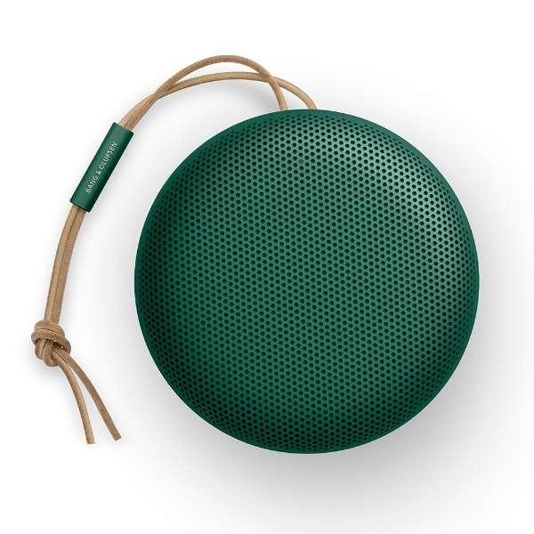 ブルートゥーススピーカー グリーン BEOSOUND-A1-2NDGEN-GREEN [Bluetooth対応]