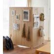 【新商品】家中どこでも半個室、組み立て簡単デスク