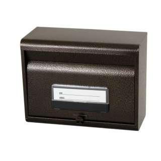 SGE-80 郵政型ポスト エンボスブラウン 00307063-001